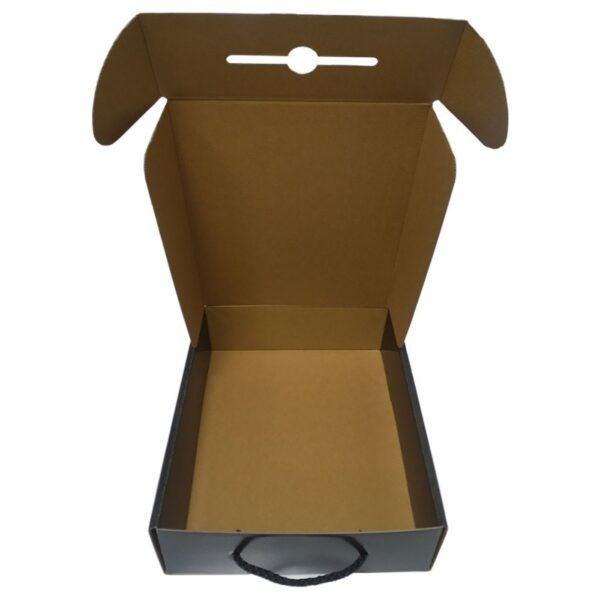 caja presentación para productos gourmet