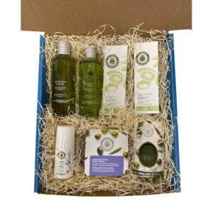 pack regalo cosmética cuidado completo diario