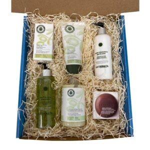 pack regalo cosmética cuidado de la piel