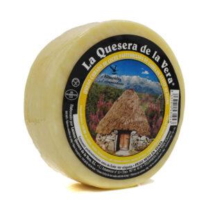 queso curado aceite oliva