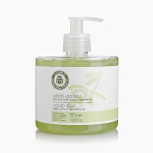 jabón líquido aceite oliva