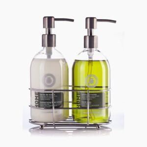 set jabón líquido y loción manos