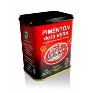pimentón vega cáceres dulce lata 75 grs