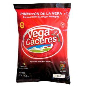 pimentón dulce Vega Cáceres