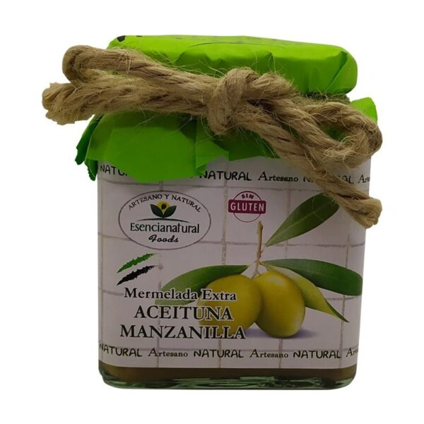 mermelada de aceituna manzanilla