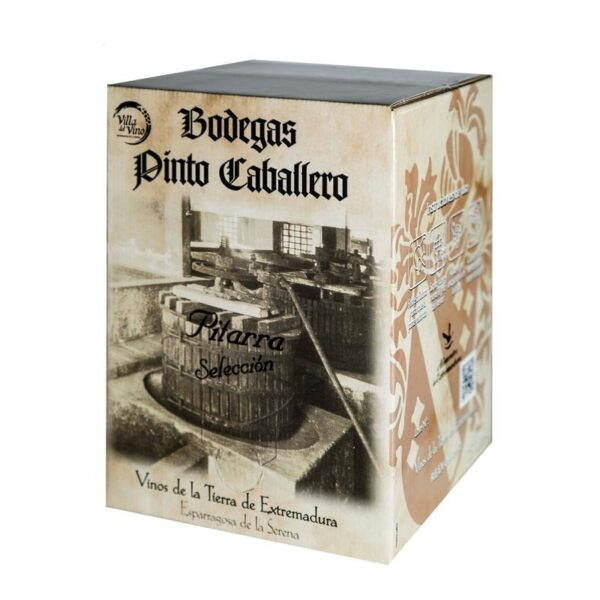 pitarra tinto bag in box